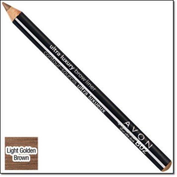 Avon Other - Avon ultra luxury Brow liner Light Golden Brown